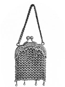 whiting davis purse dating)